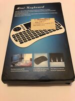 😍 mini clavier neuf playstation 3 ps3 xbox 360 pc tv sans fil