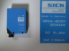SICK Lichtschranke  Empfänger WE24-B2301 2014465  18-4-3  #2317