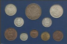 More details for 1937 george vi coinage of great britain uncirculated cased set | pennies2pounds