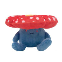 Vileplume Flower Pokemon Ruffresia Plush Toy Pokedoll Stuffed Animal Doll 3""