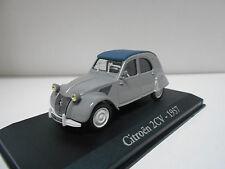 CITROEN 2CV 1957 CLASICOS POPULARES RBA IXO 1/43
