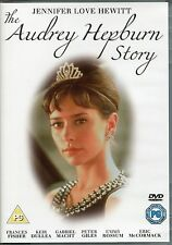 THE AUDREY HEPBURN STORY DVD - JENNIFER LOVE HEWITT, FRANCIS FISHER, KEIR DULLEA