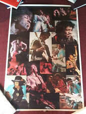 Jimi Hendrix and Jimmy Page Posters