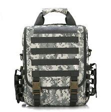 ACU Digital Tactical 14 Laptop Computer Carrying Case Backpack Shoulder Molle