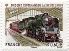 timbre autocollant n° 711, Pacific 231K8, à l'unité