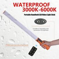 Photography Studio LED Handheld Video Light Magic Ice Lamp Stick Remote Control