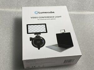 Lume Cube Video Conference Light Kit for Desktops and Laptops LC-VC2 3200K-5600K
