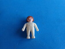 Playmobil Bebé Blanco  Baby with white clothes Baby mit weisser Kleidung