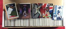 Collection Lot of Over 800 Assorted  Carlos Delgado Baseball Cards Companies