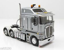 """Kenworth K200 Drake Truck Tractor - """"SILVER"""" - 1/50 - TWH #129A-01386"""
