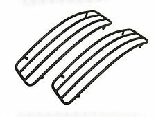Saddlebag Top Rails for Kawasaki Vulcan 1500 1600 Nomad - Black