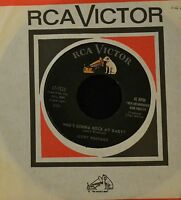 HEAR IT ROCKABILLY Jerry Woodard RCA 7616 Who's Gonna Rock My Baby?