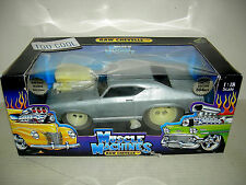 69 CHEVELLE, RAW LIMITED EDITION 1 OF 504 PCS. M.I.B. MUSCLE MACHINE 1:18