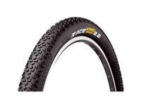 Continental Race King Cross Country / MTB Tyre Rigid - 26 x 2.0