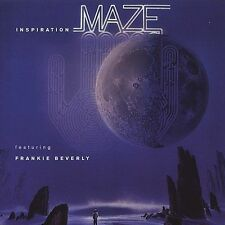 Inspiration by Maze (CD, May-2004, Capitol)
