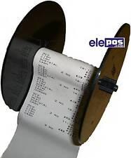 Casio TE Series  Journal Spool, Audit Spool, Takeup Spool, Take Up Spool