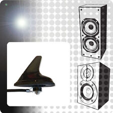Fiat Punto 188AX 1.2 ACP Universal AM/FM Shark Fin Aerial Standard Black XE2