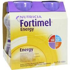 FORTIMEL Energy Bananengeschmack 4X200 ml