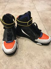 Givenchy High Top Sneaker (Men), 43 EU 10 US, Black Multi-color, $765