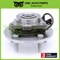 For w/ABS 2002 2003 2004 2005 Dodge Ram 1500 Front Wheel Bearing Hub Assembly