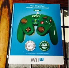 Controller Super Smash Bros Wired Fight Pad Link Zelda Official Genuine Nintendo