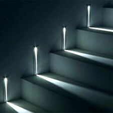 3W Recessed Led Stair Light Indoor Outdoor Corner Wall Light Stairs Hallway Gift