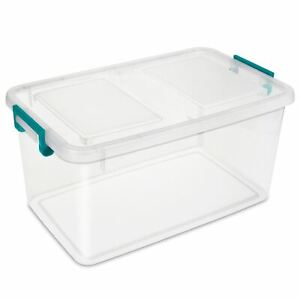 Sterilite 51-Quart (48 Liter) Modular Latch Box