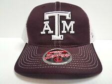 Texas A&M Aggies Cap Zephyr Adjustable Snapback Mesh Rally Hat NCAA