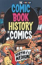 COMIC BOOK HISTORY OF COMICS TPB BIRTH OF A MEDIUM REPS #1-6 MINT/UNREAD