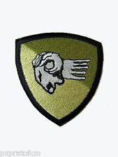 Patch Brigata Corazzata Ariete Esercito Italiano Verde per Mimetica Vegetata Top