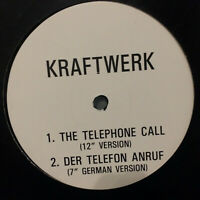"Kraftwerk ‎– House Phone   Original 1987 UK Vinyl 12"" Promo  NM   UNPLAYED"