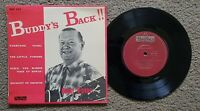 BUDDY BISHOP - BUDDY'S BACK - OBSCURE OZ 4 TRACK HADLEY LABEL COUNTRY EP