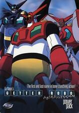 CHANGE!! TRUE GETTER ROBO: THE FINAL DAYS OF THE WORLD Movie POSTER 27x40