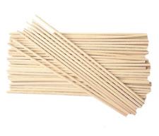 50 Bambusstäbchen-Raumduftstäbchen Ø3,0 mm Länge ca.25cm (1 Stäbchen = 0,13 €)