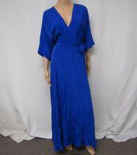 Diane Von Furstenberg Women's Tilly Silk Maxi Wrap Dress Egypt *Sample*