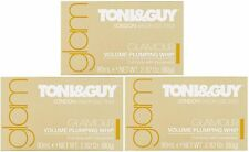 3 x 90ml Toni & Guy Glamour Volume Plumping Whip
