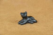 Vintage Santa Clara Black Cat by Paul and Dorathy Gutierrez circa 2002