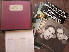 Promo! SIMON&GARFUNKLE Collected Works JAPAN 6LP BOX 00AP2221-6 w/INSERT Free SH
