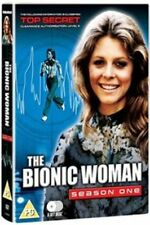 The Bionic Woman - Series 1 - Complete (DVD, 2013, 5-Disc Set, Box Set)