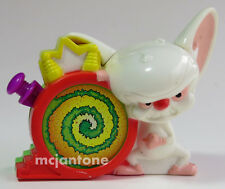 LOOSE Wendy's 1997 Pinky & the Brain HIP-NO-TISE SPINNER Hypnotize Spin MOUSE
