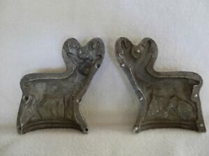 Chocolate Mold/184 Deer with Antlers Collectible Antique Vintage