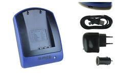 USB NP-60 für Aiptek PocketDV 8800 neo Serial BNL... Akku-Ladegerät DDV-V1