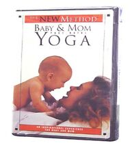 The NEW Method Baby & Mom Post Natal DVD Yoga Exercise Instructional Video