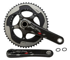 SRAM Red 22 Crankset Yaw - Carbon - Double, 39/53 Tooth - 175mm - GXP - 11 Speed