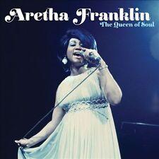 Queen of Soul [Four-Disc Set] [Box] by Aretha Franklin (CD, Feb-2014, 4 Discs, Atlantic (Label))