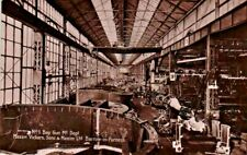 More details for barrow-in-furness cumbria industry ww1 vickers & sons #1 bay gun mt dept  rp pc