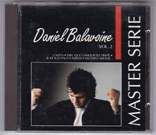 DANIEL BALAVOINE-MASTER SERIE VOL.2-CD ALBUM POLYDOR 1992