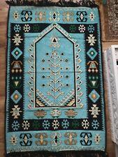 Turkish Prayer Mat Rug Carpet New Large Size Ottoman Design