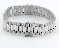 61.10 Gram 14K White Gold Men's Heavy Bracelet 9 inch 14 mm