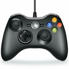 Wired 360 Game Controller Gamepad Joystick for Microsoft Xbox 360 Slim PC